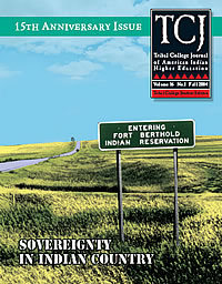 16-1 SOVEREIGNTY IN INDIAN COUNTRY