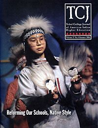 17-4 REFORMING OUR SCHOOLS, NATIVE STYLE