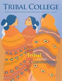 27-1 TRIBAL COLLEGE COMMUNITIES
