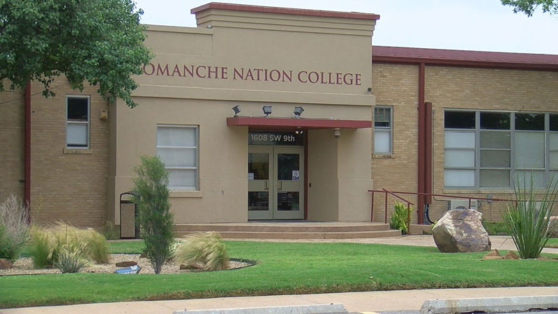 COMANCHE NATION COLLEGE