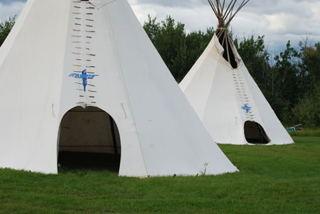BLUE QUILLS IS ONE OF CANADA'S OLDEST FIRST NATIONS COLLEGES