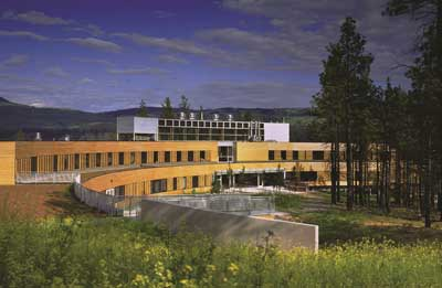 NVIT'S AWARD-WINNING STATE OF THE ART CAMPUS
