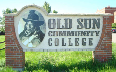 OLD SUN COLLEGE WAS FOUNDED IN 1971