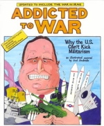 ADDICTED TO WAR COVER