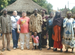 CDKC RESEARCHERS IN MALI