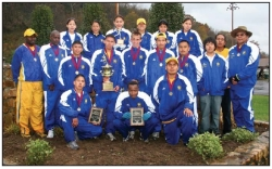 DINÉ COLLEGE CROSS COUNTRY TEAMS
