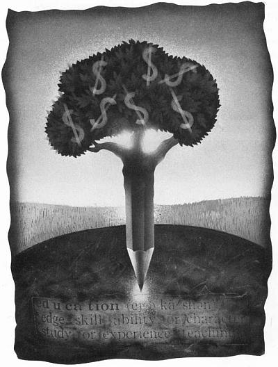 EDUCATION MONEY TREE