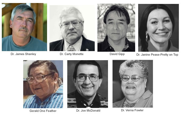 TRIBAL COLLEGE LEADERS RECOGNIZED