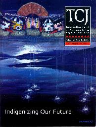 Fall 2003 INDIGENIZING OUR FUTURE