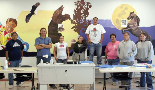 FBCC STUDENT UNION BUILDING MURAL PAINTERS