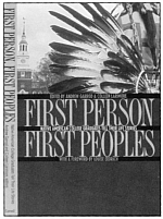 FIRST PERSON COVER