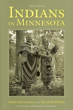 INDIANS IN MINNESOTA COVER