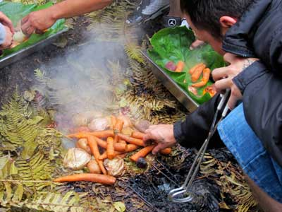 INDIGENOUS FOOD ACCESS IMPROVES HEALTH OUTCOMES