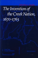 INVENTION CREEK NATION COVER