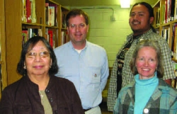 LBHC LIBRARY STAFF