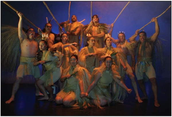 MAORI DANCE GROUP