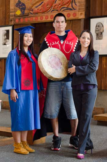 NEC SERVES VANCOUVER-AREA AND FIRST NATIONS STUDENTS