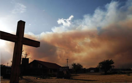 2011 NEW MEXICO WILDFIRES