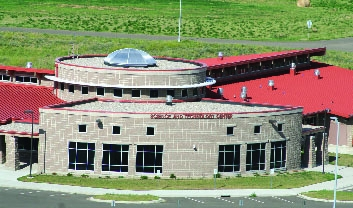 SCIENCE AND TECH CENTER AT SBC