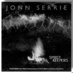 SPIRIT KEEPERS COVER
