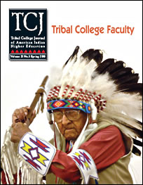 21-3 TRIBAL COLLEGE FACULTY