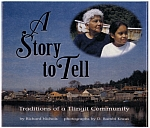 A STORY TO TELL COVER