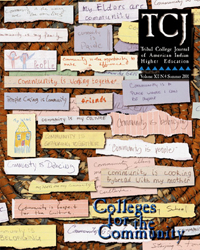 12-4 SUMMER 2001 COLLEGES FOR THE COMMUNITY