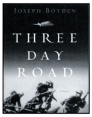 THREE DAY ROAD COVER