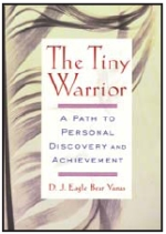 THE TINY WARRIOR COVER