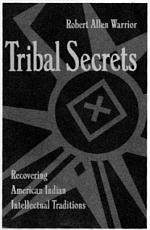 TRIBAL SECRETS COVER
