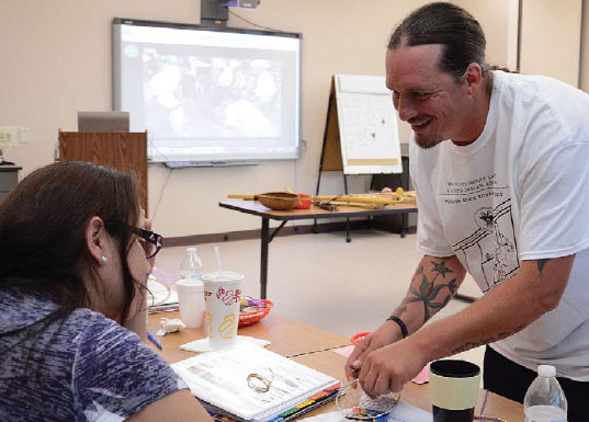 UNITED TRIBES TECHNICAL COLLEGE TEACHER EDUCATION PROGRAM DEDICATED TO QUALITY