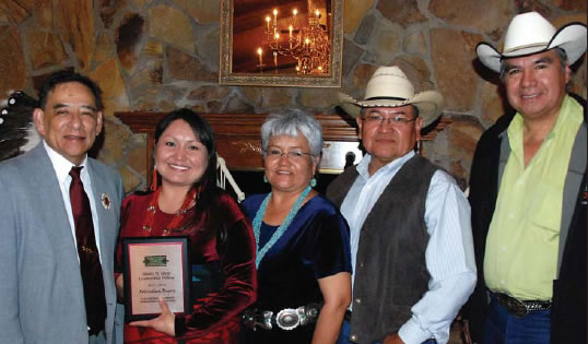 UTTC FELLOWSHIP RECIPIENT ROLENTHEA BEGAY