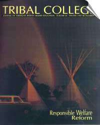 9-3 WINTER 1998 RESPONSIBLE WELFARE REFORM