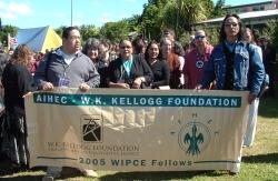 AIHEC PARTICIPANTS AT WIPCE